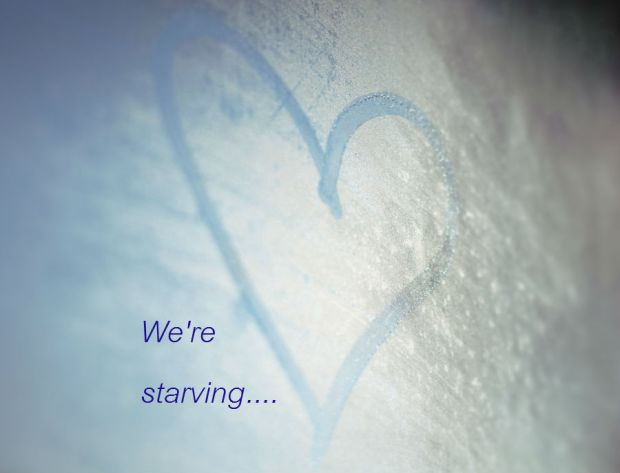 were-starving
